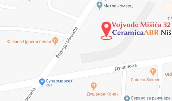 Crveni Pevac CeramicaABR Nis - umanjeno
