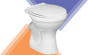 WC solja-baltik (sa ispiracem)