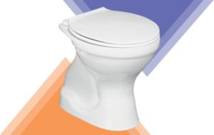 WC solja (sa ispiracem)