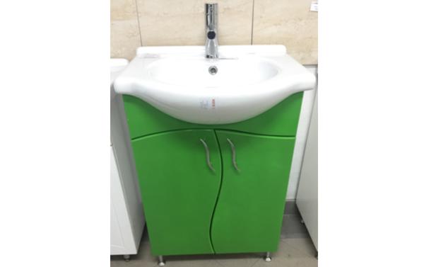 Nil-lux-55-zeleni-ormaric GL