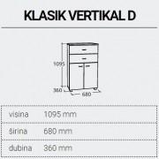 Klasik Vertikal D v2