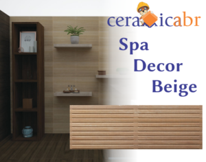 Spa Decor Beige