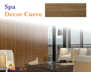 Spa Decor Cuero