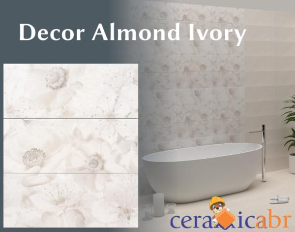 Decor Almond Ivory