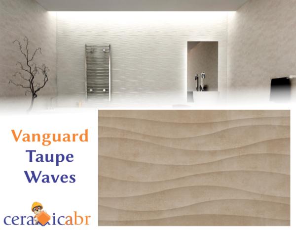Vanguard Taupe Waves